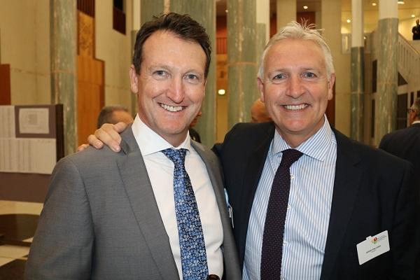 Jason McLean and David Halliday