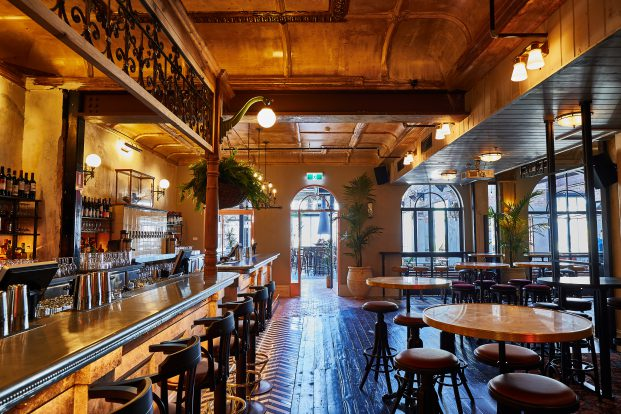 The Espy, Hotel Esplanade, St Kilda, Melbourne, bar