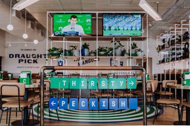 Crafty's Sports Bar, Gold Coast