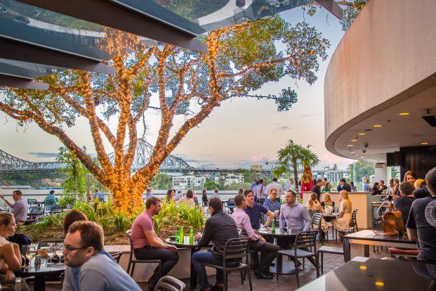 Friday's Riverside, Brisbane. An Australian Venue Co offering.