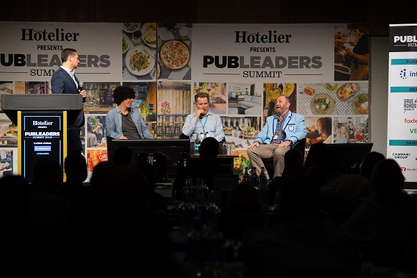 Sport, music and entertainment panel at Pub Leaders Summit 2019