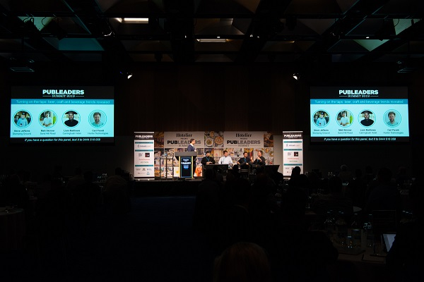 Panel: Turning on the taps: beer, craft and beverage trends revealed