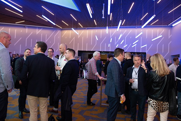 Pub Leaders Summit 2019 offered multiple opportunities for attendees to network throughout the day