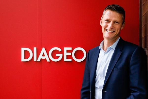 Diageo Australia Managing Director David Smith