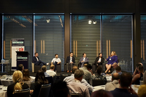 The e-commerce panel included acting CEO of Coles Liquor Cathi Scarce.