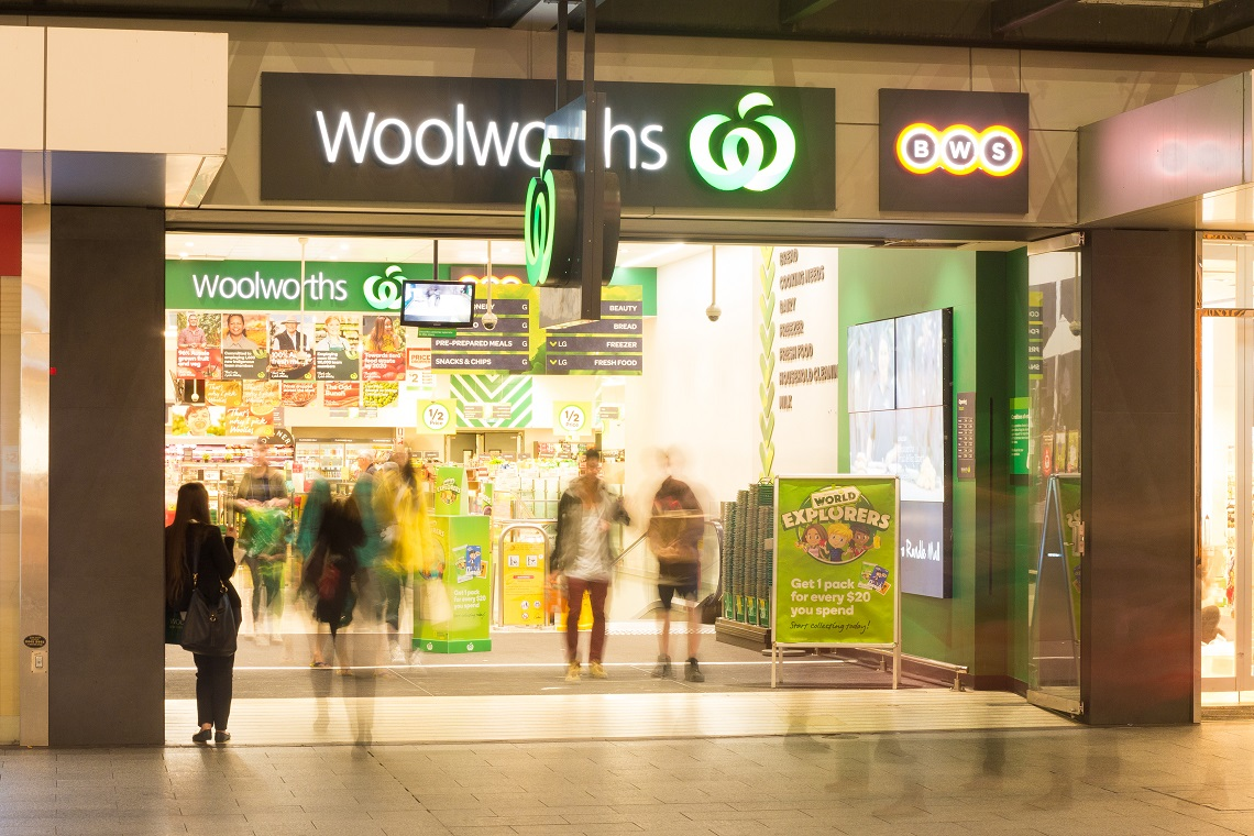 WoolworthsBWS.'