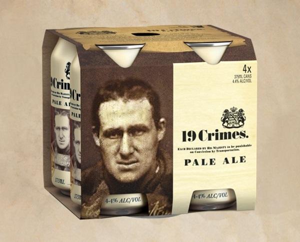 19 Crimes 4 pack