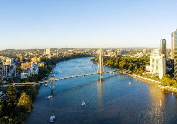 Brisbane City Council to fast-track development of Kangaroo Point Green Bridge