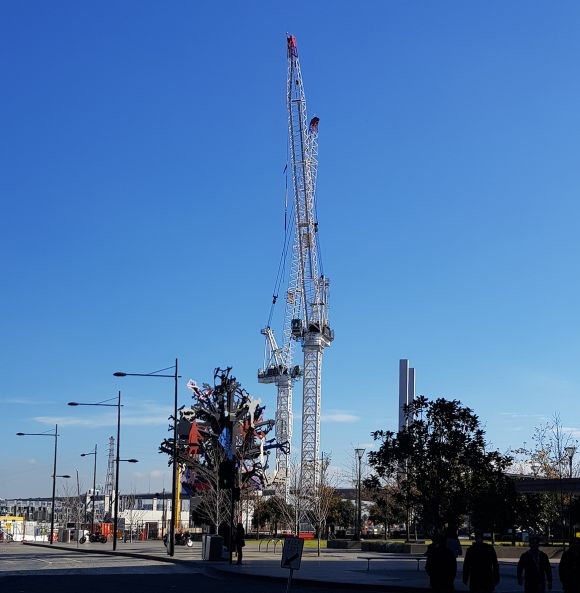 Docklands Places and Spaces, part two: Victoria Harbour