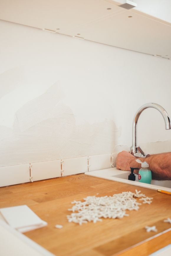 Remove fixtures and fittings you don't like