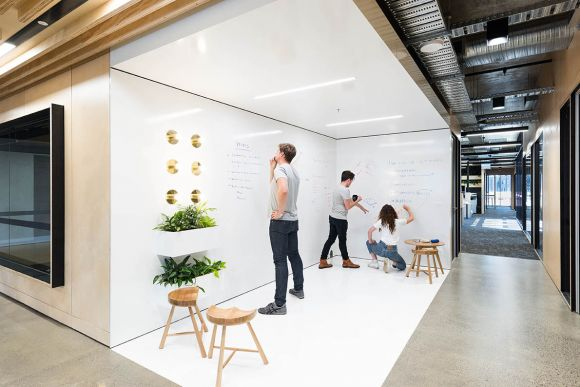 'The Commons' CEO Cliff Ho discusses the differences between co-working spaces vs traditional offices