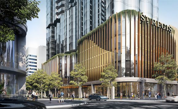 Flinders Bank re-imagines the traditional terrace