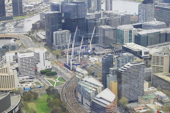 Development Victoria appoints Geoff Ward to lead its Precincts team