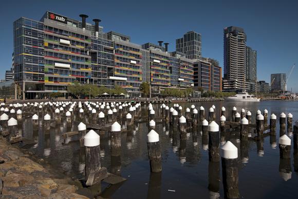 Milestone year in Docklands