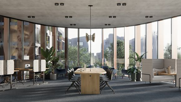 The Hub at YarraBend adds to Melbourne's growing co-working market
