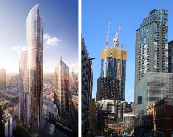 Top 10 (Future) Tallest Buildings in Australia