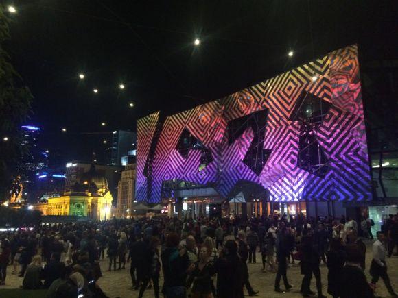 White Night Melbourne 2016