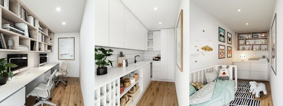 Curate the space to fit your needs