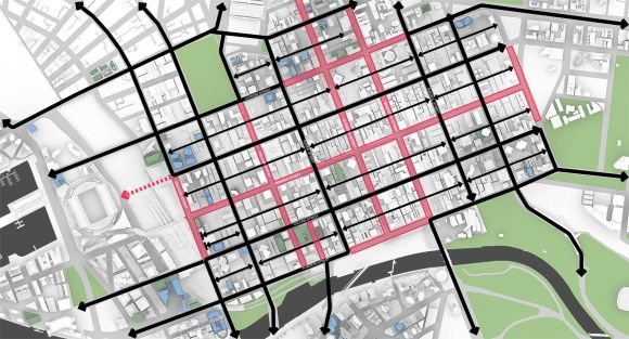 City of Melbourne's Transport Strategy refresh. It's time to walk the walk
