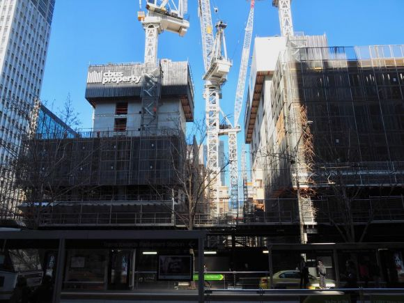 All good and WELL for 447 Collins Street