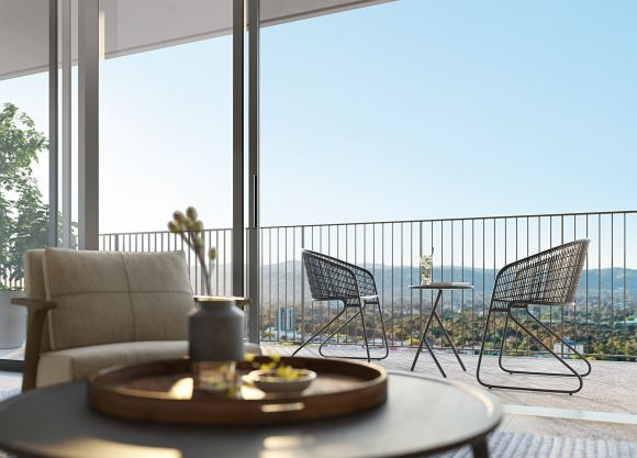 Buyer testimonial: Des & Nobu share why they bought a Penny Place apartment in Adelaide