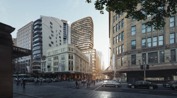 The 0 million overhaul: A luxurious future for Sydney's David Jones menswear store