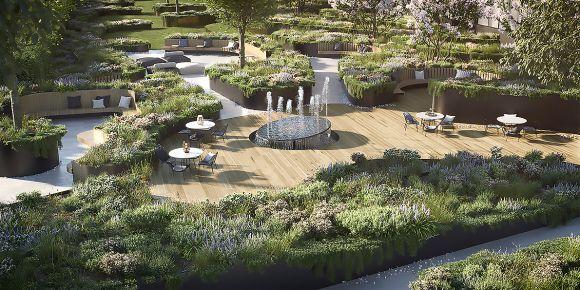 ASPECT Studios' Erwin Taal discusses Sky Garden's landscape design