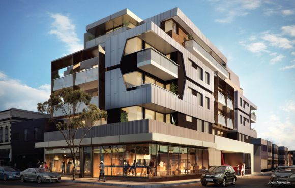 Melbourne development numbers: Building size & Project Status - January 2015