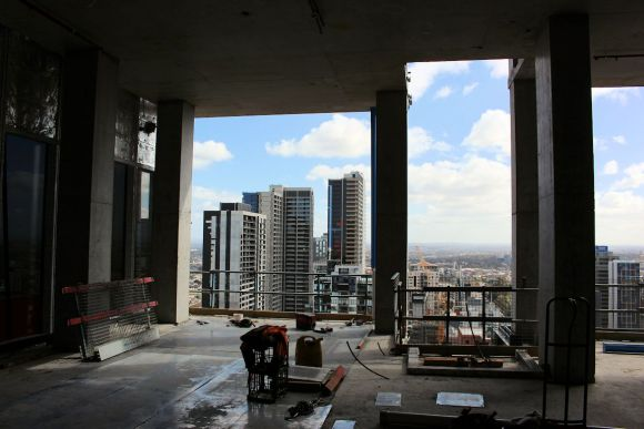 Innovation key to Hickory's 568 Collins Street build