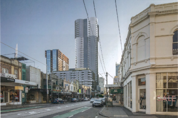 The Capitol of South Yarra
