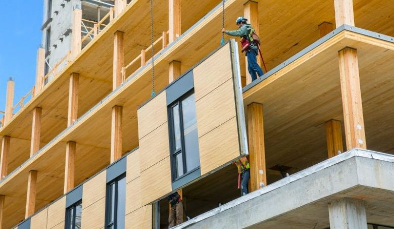 The cost efficiency of mid-rise timber structures | Urban