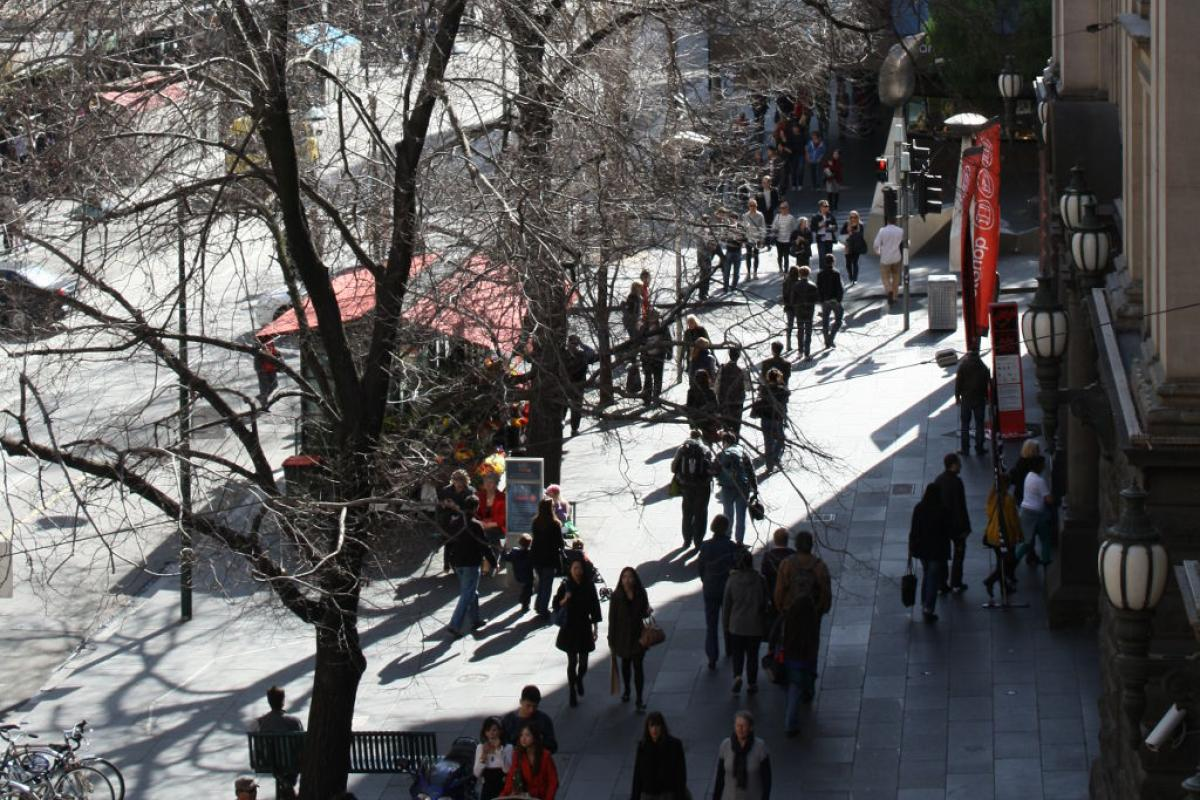 Street life: how do you revive a dull urban area?