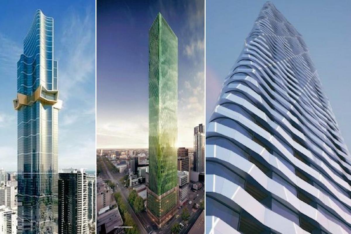 Australia 108, 452 Elizabeth Street and 84-90 Queensbridge Street gain Ministerial approval