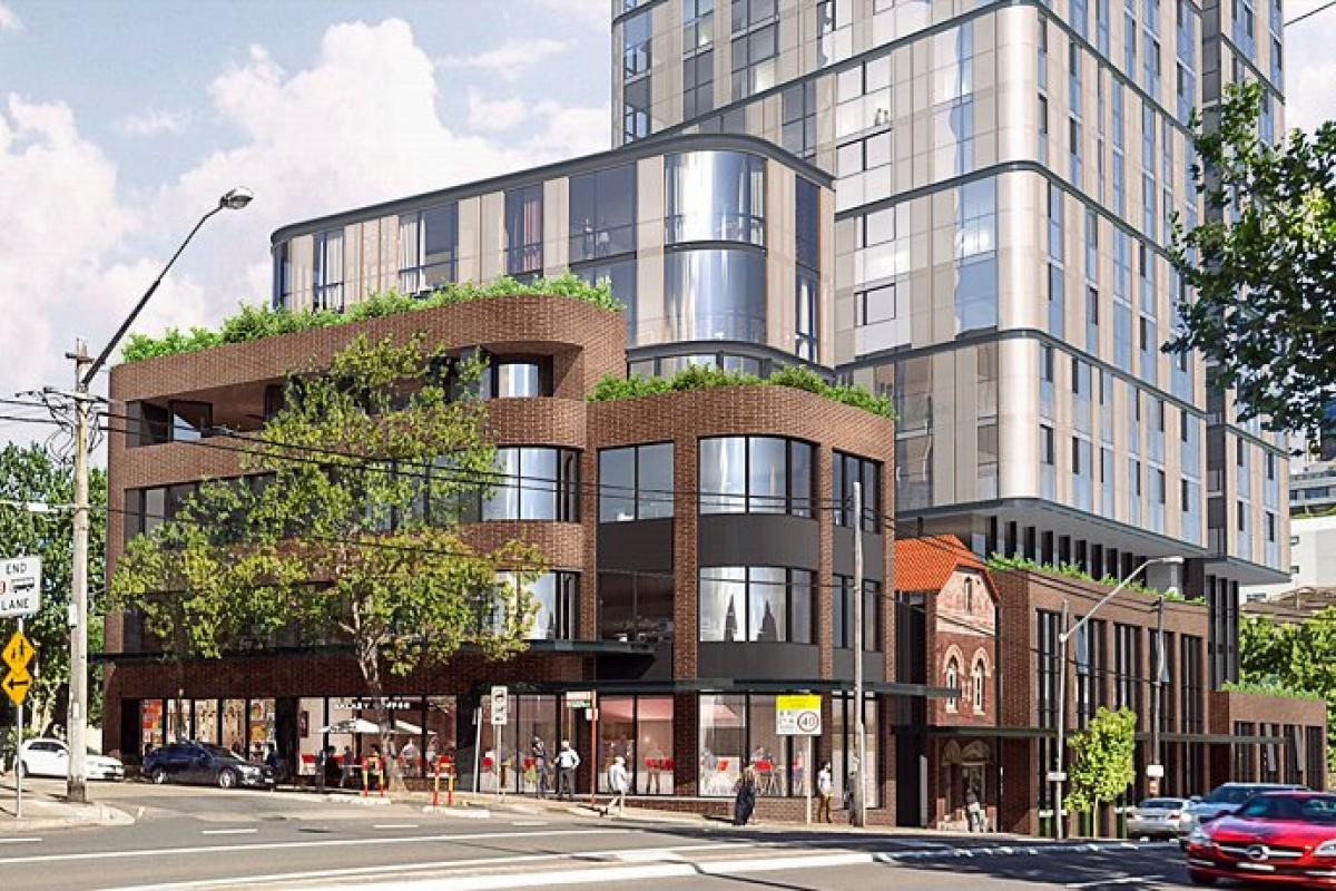 Legacy Property sees opportunity in North Sydney