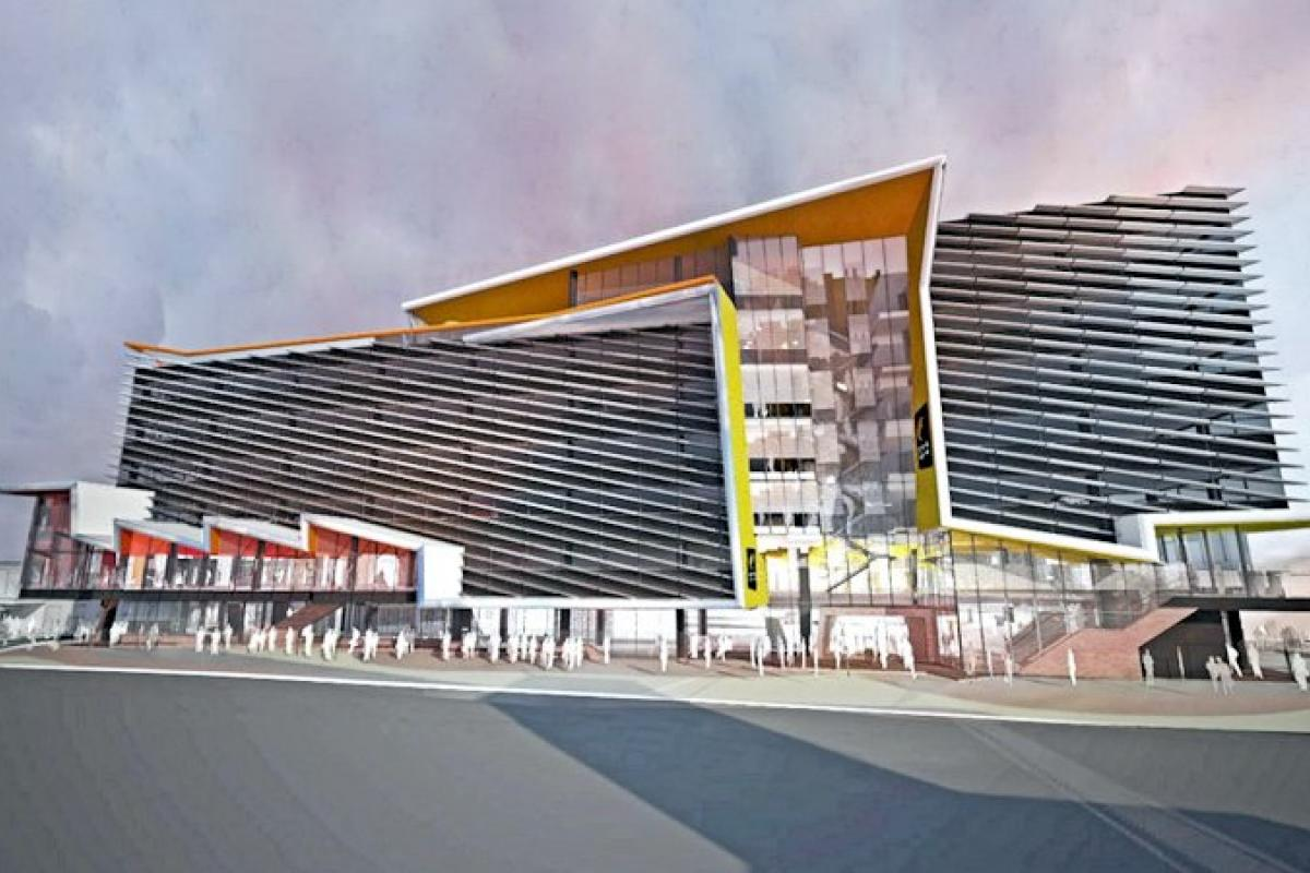 Lyons add another civic project to their portfolio