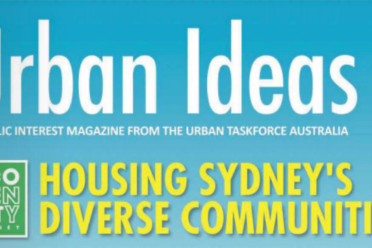 EcoDenCity for Sydney, following in the footsteps of Vancouver