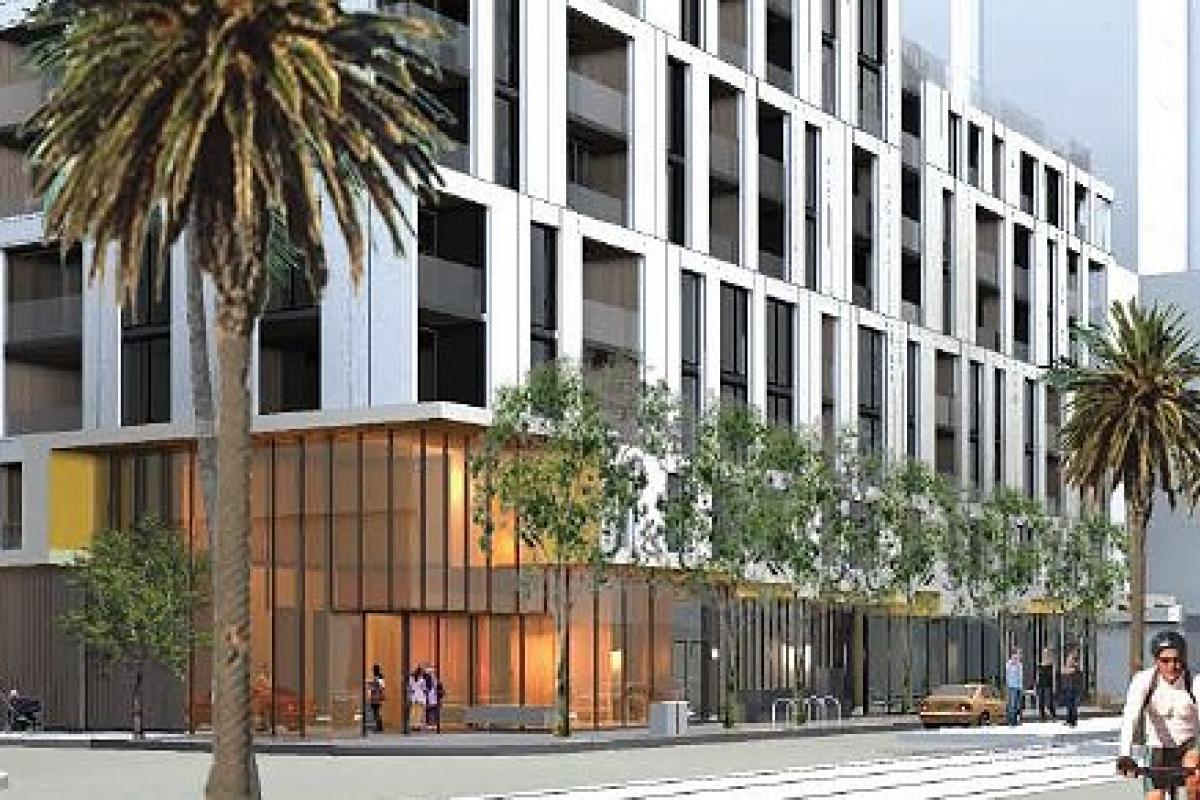 dKO delivers > 387-395 Docklands Drive, Docklands