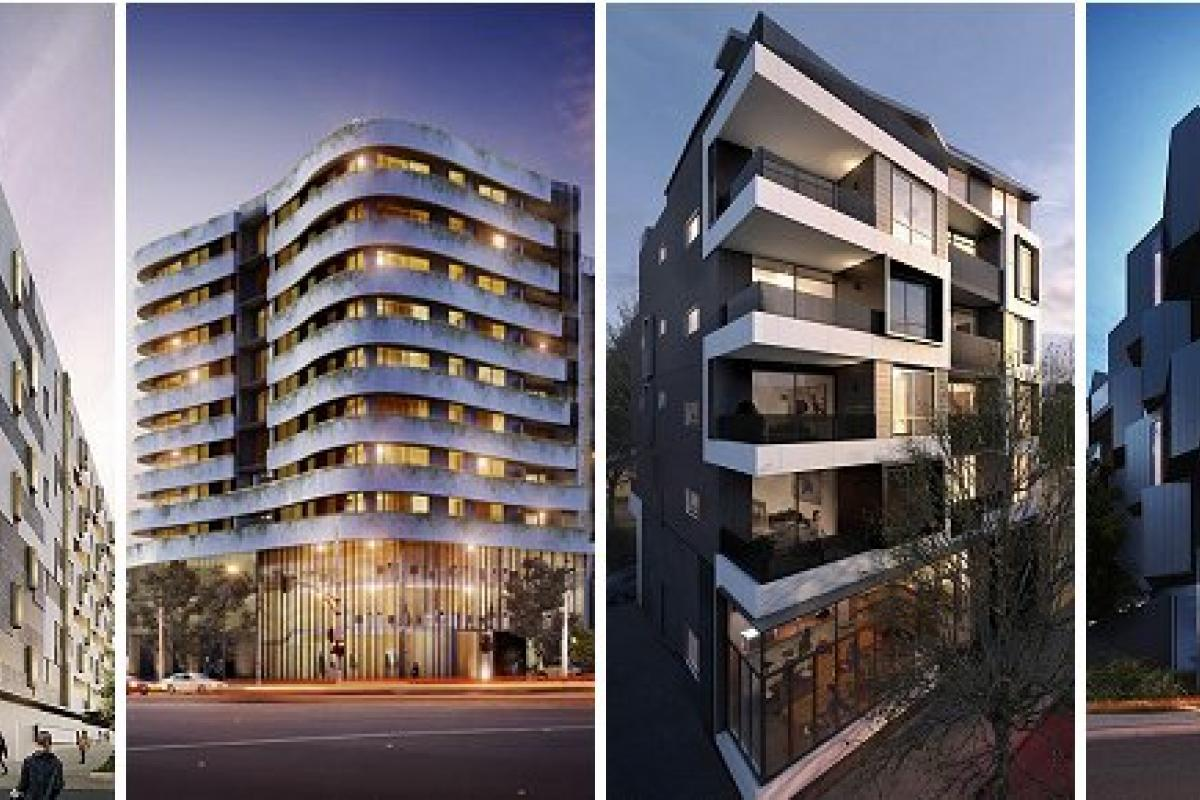 New apartment projects on the radar - November 2013