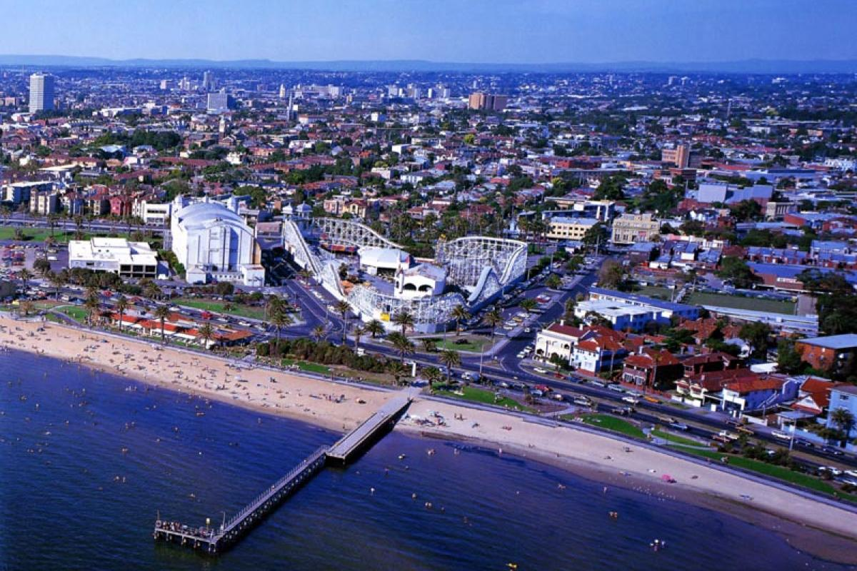 St Kilda Triangle site: The missing link