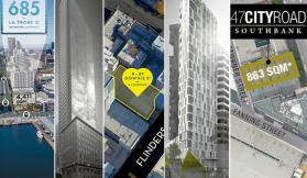 Five of the best current development sites