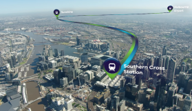 IFM's AirRail Melbourne proposal helps other projects to get financed
