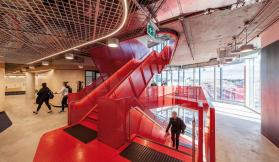 Profiling Woods Bagot's role in Western Sydney University's new Liverpool campus