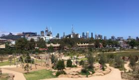 Return to Royal Park: the risk-reward equation of play
