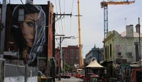 Is Fitzroy losing its built form character to apartment development?