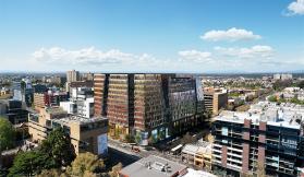 Construction commences on University of Melbourne's Melbourne Connect