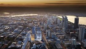 Far East Consortium's 'Perth Hub' proves popular with buyers who want to live next to Perth Arena