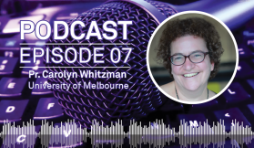 Weekly Podcast: Episode 7 - Special guest Carolyn Whitzman