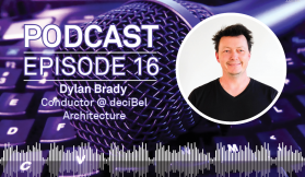 Weekly Podcast: Episode 16 - deciBel Architecture's Dylan Brady talks Magic Tower