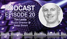 Weekly Podcast: Episode 20 - Bates Smart Studio Director Tim Leslie discusses Open House 2018