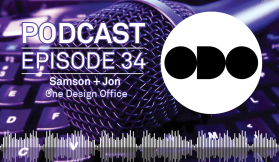 Weekly Podcast: Episode 34 - One Design Office